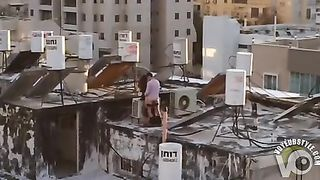 Turkish couple copulates on the top of their building--_short_preview.mp4