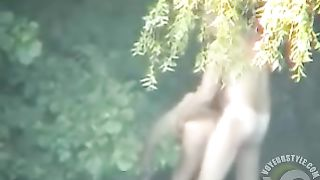 Voyeur doggystyle video filmed in the park--_short_preview.mp4