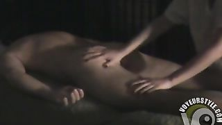 Topless massage ends with a hot handjob--_short_preview.mp4