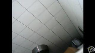 Peeing bikini girl in a beach toilet--_short_preview.mp4