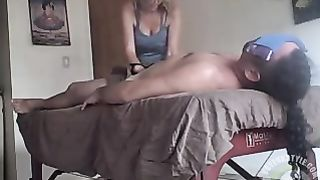 Massage therapy makes his penis grow rock hard--_short_preview.mp4