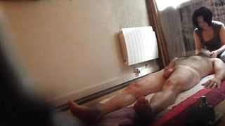 Mature Asian woman delivers a full body massage before sucking on a cock--_short_preview.mp4