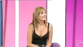 Sexy milf cleavage on a TV show--_short_preview.mp4