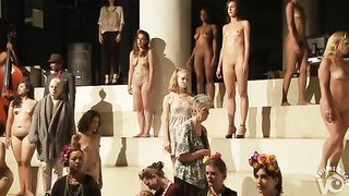 Nude opera features a lovely girl with natural tits singing--_short_preview.mp4