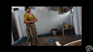 Indian wife with saggy tits puts on her clothes--_short_preview.mp4