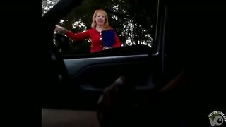 Cute ginger lady watches him jerk off in the car--_short_preview.mp4