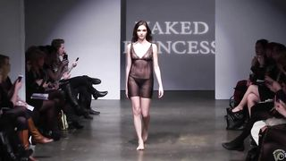 Beautiful models show off the latest underwear line of a famous designer--_short_preview.mp4