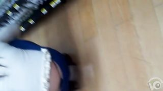 Candid whale tail in the drug store--_short_preview.mp4