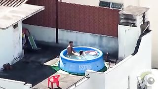 My pervy neighbor bangs his foxy GF in a portable pool--_short_preview.mp4