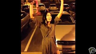 Chick goes nude on the parking lot--_short_preview.mp4