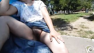 Brave lady shows off her hairy snatch--_short_preview.mp4