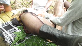 Mature dogger in black nylons gets her vagina plowed--_short_preview.mp4
