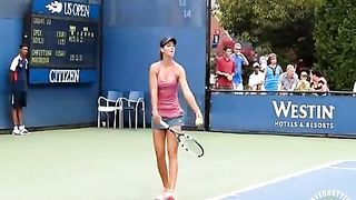Awesome tennis upskirt on the court--_short_preview.mp4