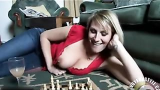 Playing chess with my tit flashing girlfriend--_short_preview.mp4