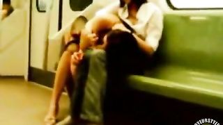Charming Asian girls hook up in the train--_short_preview.mp4