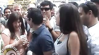 Amateurs convinced to flash their tits at a street fair--_short_preview.mp4