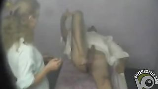 Unfortunate masseuse has to work around a fully-erect dick--_short_preview.mp4