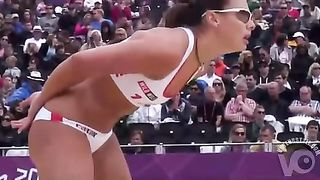 Sporty volleyball babes in skimpy uniforms--_short_preview.mp4