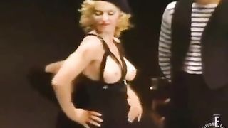 Madonna topless at a fashion show and loving it--_short_preview.mp4