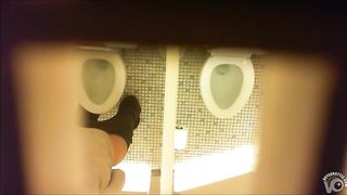 Desperate milf takes a long piss in the ladies room--_short_preview.mp4