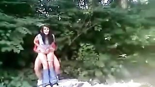 My retired friends having a quickie in the forest--_short_preview.mp4