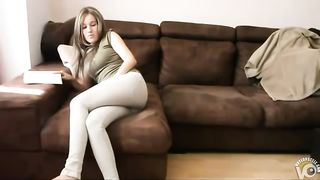 Excited girl takes a pee into pants--_short_preview.mp4