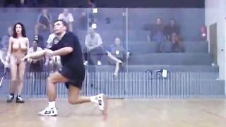 Strip racquetball with a babe that loves the attention--_short_preview.mp4