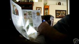 Jerking off behind his morning paper--_short_preview.mp4