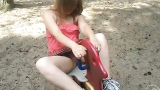 Russian girl at the park flashes her pussy--_short_preview.mp4