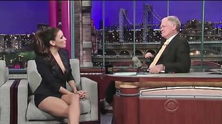 Eva Longoria shows amazing cleavage on a talk show--_short_preview.mp4