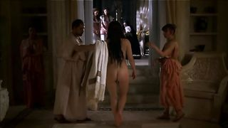 Nude redhead lady in a Roman bath--_short_preview.mp4