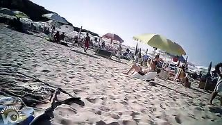 Great female ass in black bikini bottoms--_short_preview.mp4