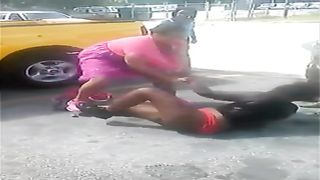 Black mommy beats the hell out of another woman--_short_preview.mp4