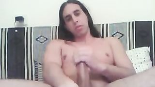 That freaky skinny dude on webcam has a big hard dick--_short_preview.mp4