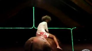 Fascinating babe in a long bull ride--_short_preview.mp4