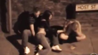 Party girl fingered on the street--_short_preview.mp4