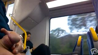 Dude with his little dick out on the train--_short_preview.mp4