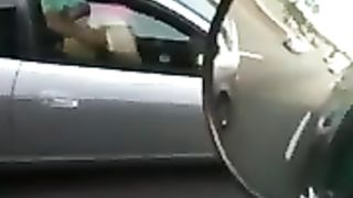 Hitchhiker sucks the car driver's penis while he plays with her asshole--_short_preview.mp4