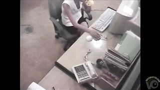 Morning masturbation with amateur at the office--_short_preview.mp4