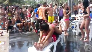 Fat guy gets a wild lap dance from topless girl--_short_preview.mp4