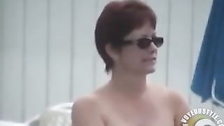 Redhead mature whooty talks naked to her man while a couple has fun--_short_preview.mp4