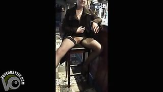 My slutty wife flashes her genitals at the bar--_short_preview.mp4