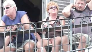 Ladies at the bar give us upskirt views--_short_preview.mp4