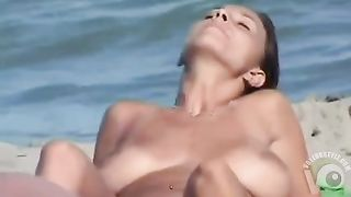 Beautiful big tits on the nudist beach--_short_preview.mp4