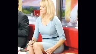 TV host covers up her delicious legs--_short_preview.mp4