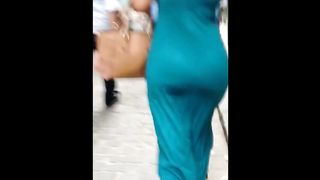 Brazilian lady in a blue skirt and her mind-blowing booty--_short_preview.mp4