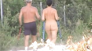 Big butt mature wife on a naked hike--_short_preview.mp4