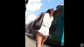Following her tantalizing ass through the city--_short_preview.mp4