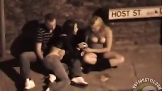 Drunken party girl gets fingered on the street--_short_preview.mp4
