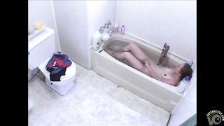 Cutie takes a bath and washes everything--_short_preview.mp4